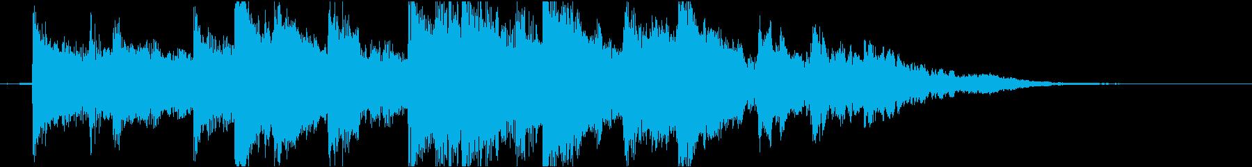 代替案 ポップ コーポレート ほの...の再生済みの波形