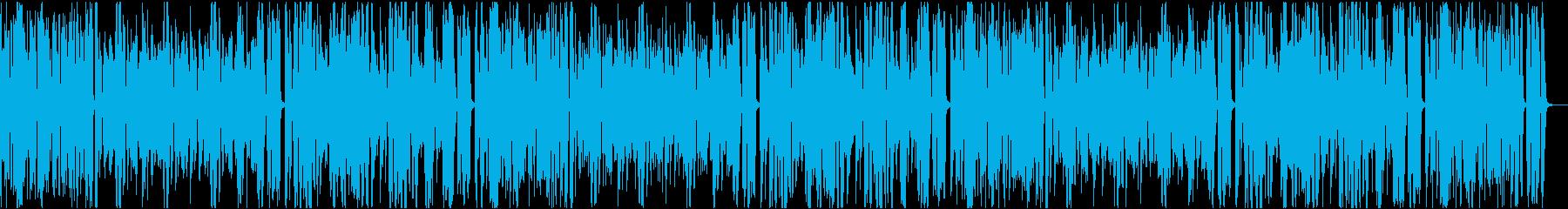 9秒でサビ、インパクトイケイケ/静かめの再生済みの波形