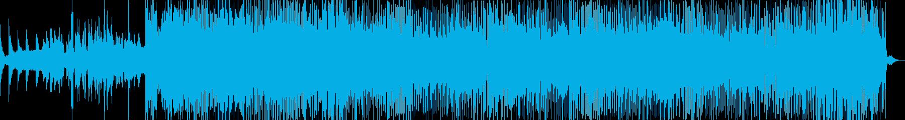 キング・クリムゾン、ジェネシス、は...の再生済みの波形