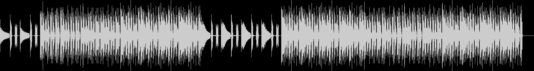 おしゃれ・低音重視・EDM・ベース17の未再生の波形