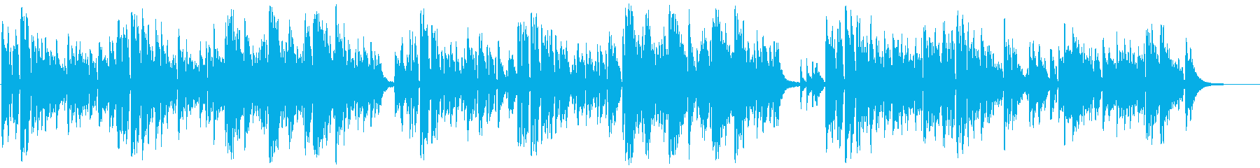Meltingの再生済みの波形