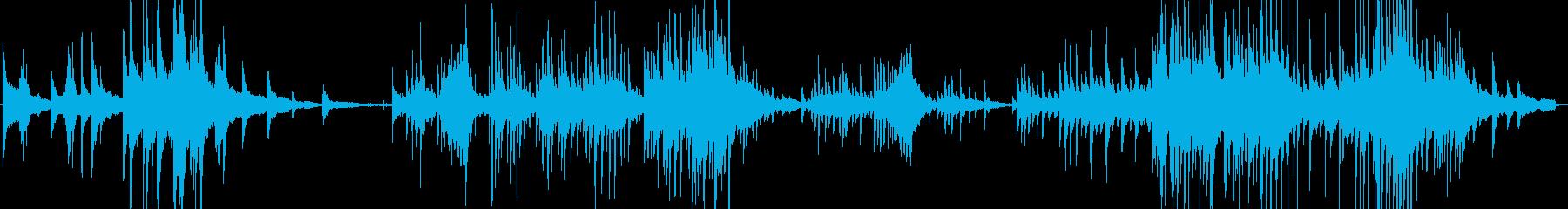 ソロピアノ。の再生済みの波形