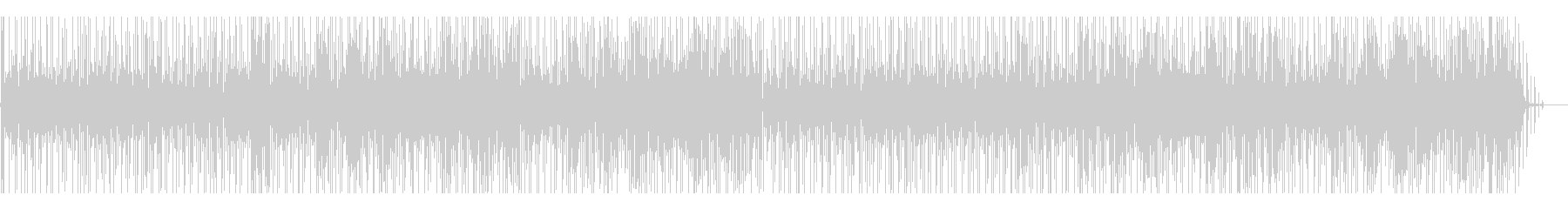 チープ、シンセ、テクスチャーの未再生の波形