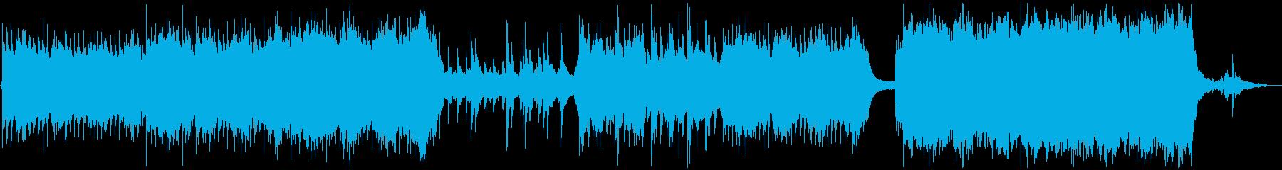 エモーショナルオーケストラ/ジングルの再生済みの波形