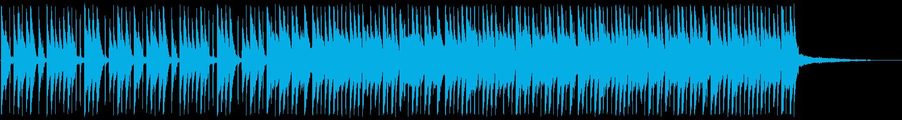 怪しい/潜入_No487_2の再生済みの波形