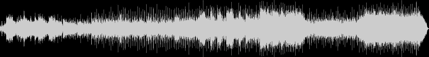 スロー。ピアノバー。の未再生の波形