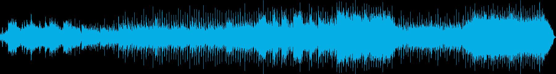 スロー。ピアノバー。の再生済みの波形