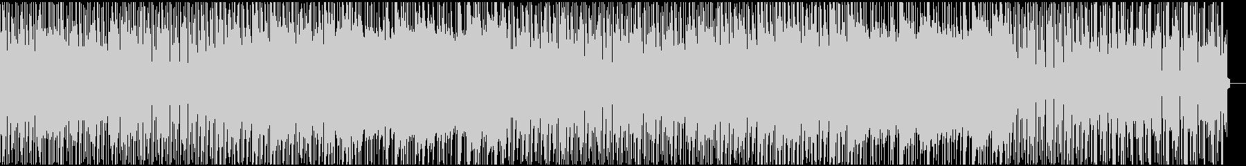 かすれたピアノが美しいchillHopの未再生の波形