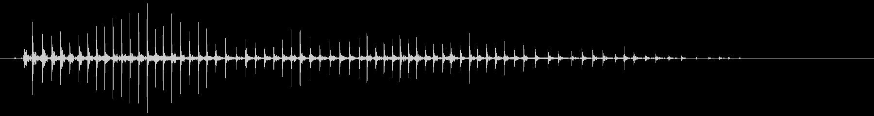 236_ホラー2 の未再生の波形