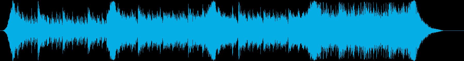 企業VPや映像21、壮大、オーケストラbの再生済みの波形