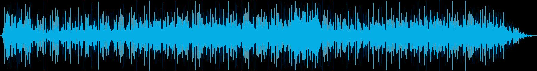 バイオリンの対位法、アラビア語、ド...の再生済みの波形
