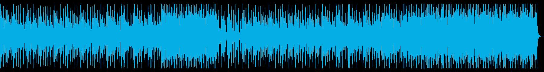 ドライブミュージック_No632_1の再生済みの波形