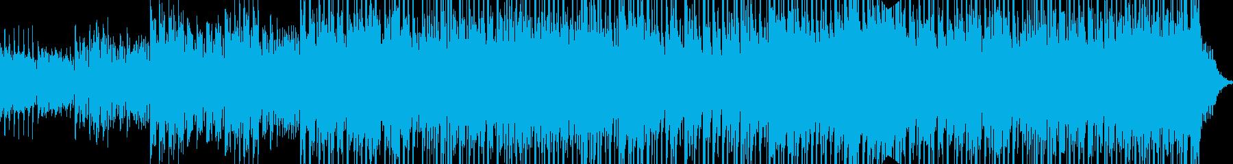 ポップ テクノ ビンテージ お祭り...の再生済みの波形