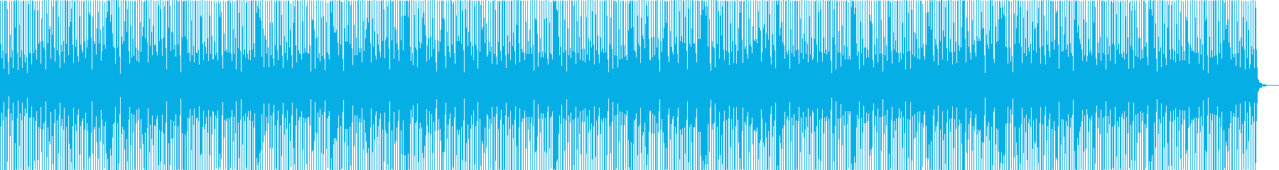 とってもかわいいオルゴールポップスの再生済みの波形