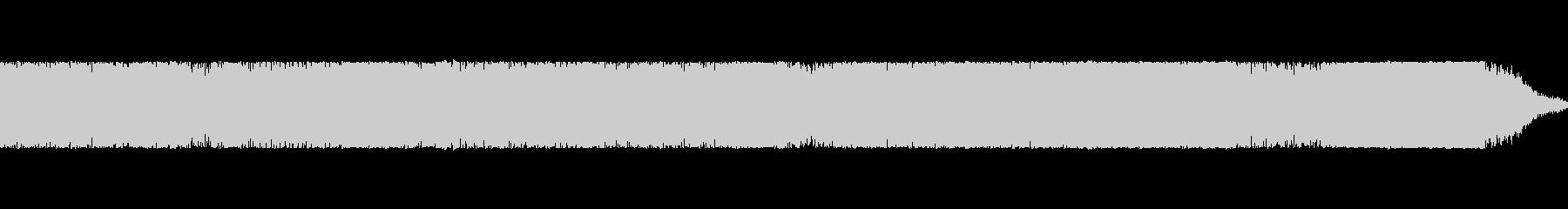 ドローン合唱団声深宇宙の未再生の波形
