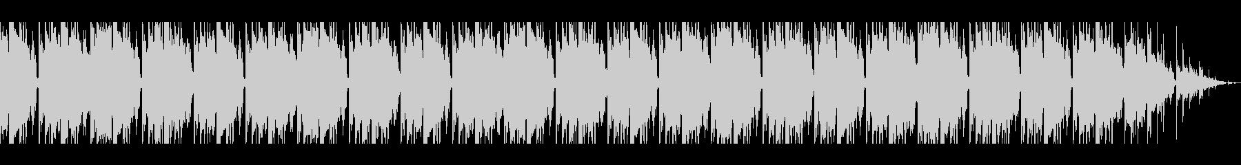 ホラー サスペンス ピアノ BGMの未再生の波形