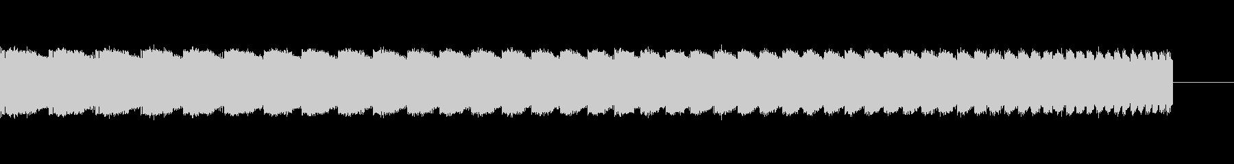 パチンコ的煽り音02(上がる、上昇)の未再生の波形