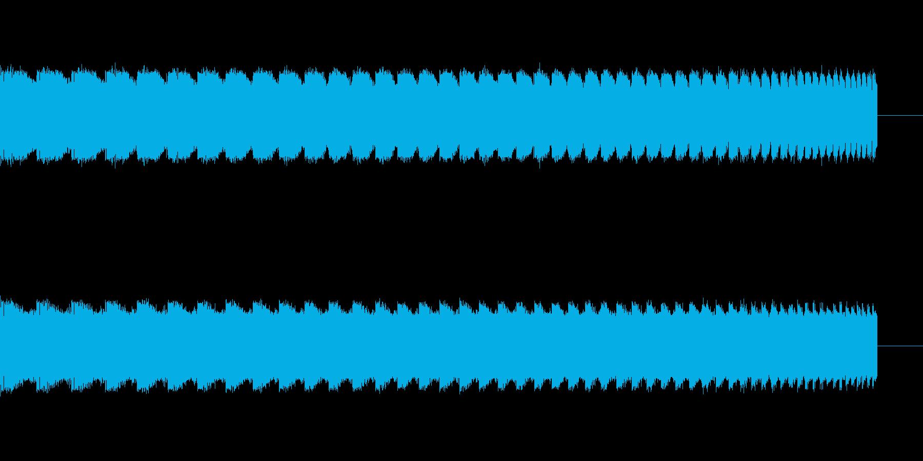 パチンコ的煽り音02(上がる、上昇)の再生済みの波形