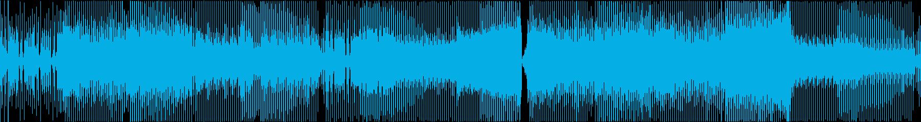 EDM バラエティ 情熱 パッション Lの再生済みの波形
