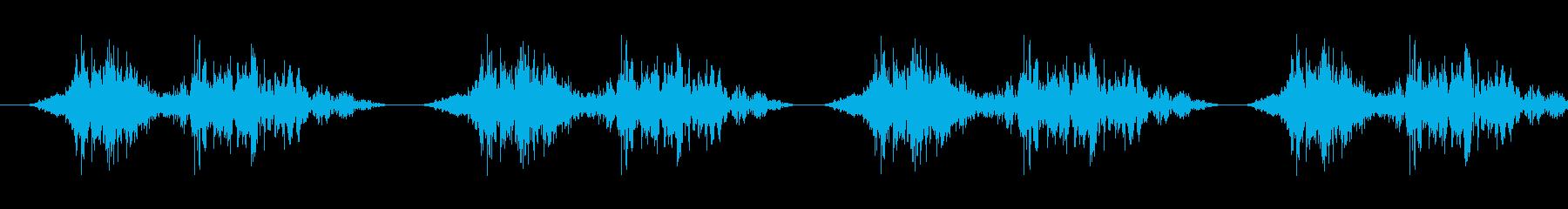 Huushuhuushi (polishing / animation tone)'s reproduced waveform