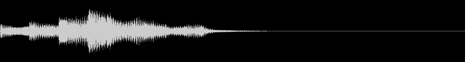 ワンポイント、インフォメーションA01の未再生の波形