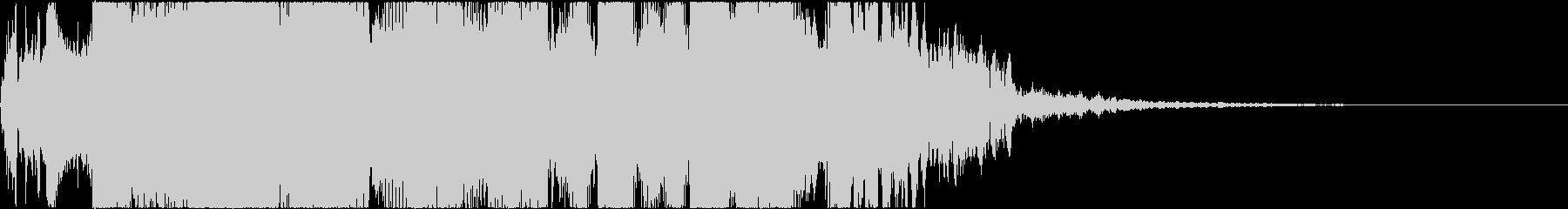 凶悪なベース系ジングル・CM [EDM]の未再生の波形
