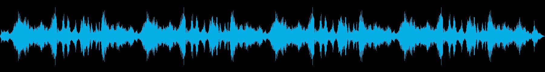エイリアンスペースクラフトコミュニ...の再生済みの波形
