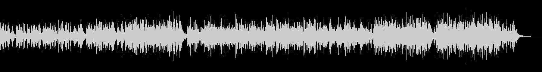 【ピアノバラード】感動系映像制作企業向けの未再生の波形