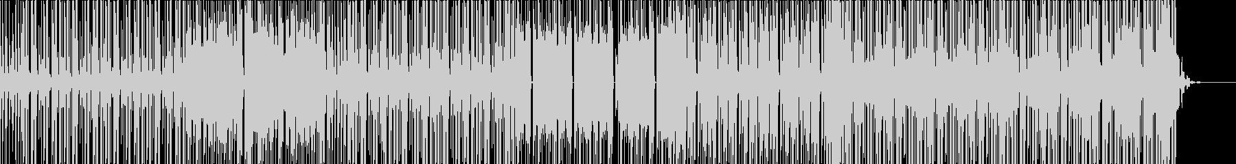 ギャングラップ 劇的な レトロ 不...の未再生の波形