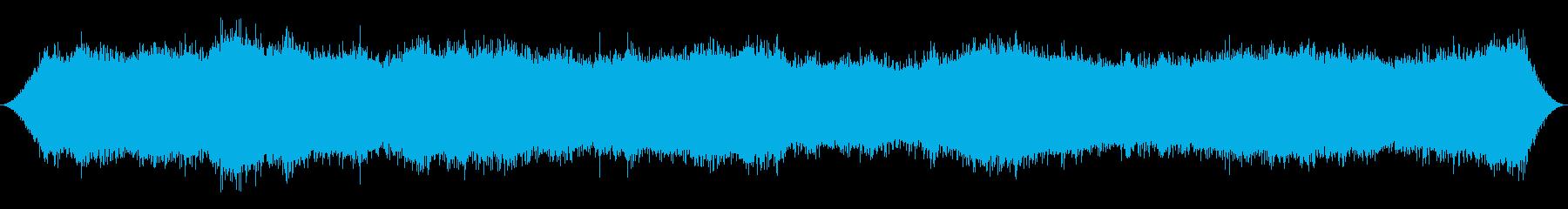 大規模研究ステーション:内線:発電...の再生済みの波形