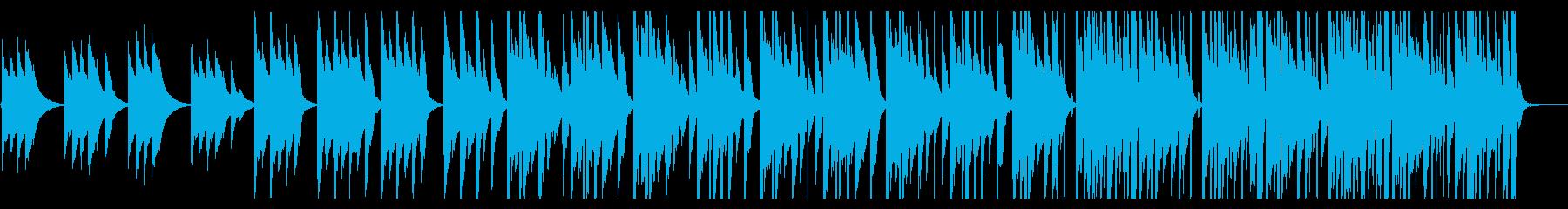 民族的/探検_No429_2の再生済みの波形
