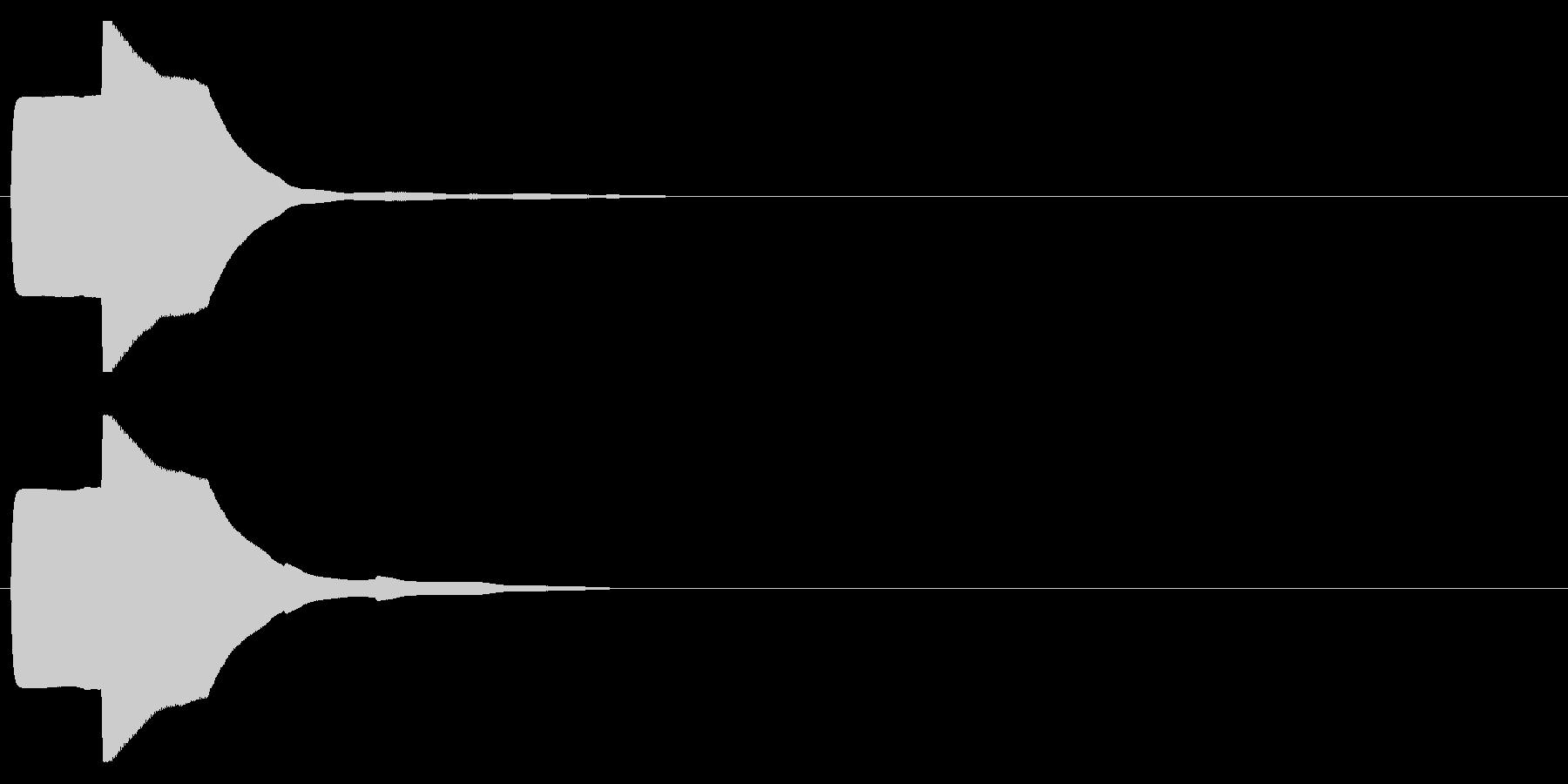 ピコン(キャンセル,終了,停止)_08の未再生の波形