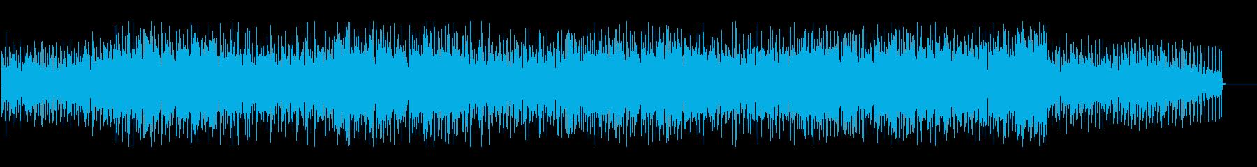 ピコピコBGM 陶酔感・エモい・メロウの再生済みの波形