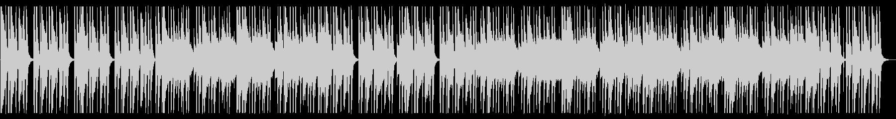 酒場の雰囲気があるR&B_No640_1の未再生の波形