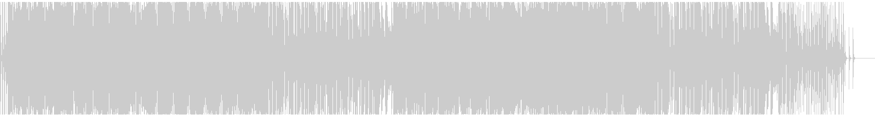 Modern and cool hip-hop commercials / videos's unreproduced waveform