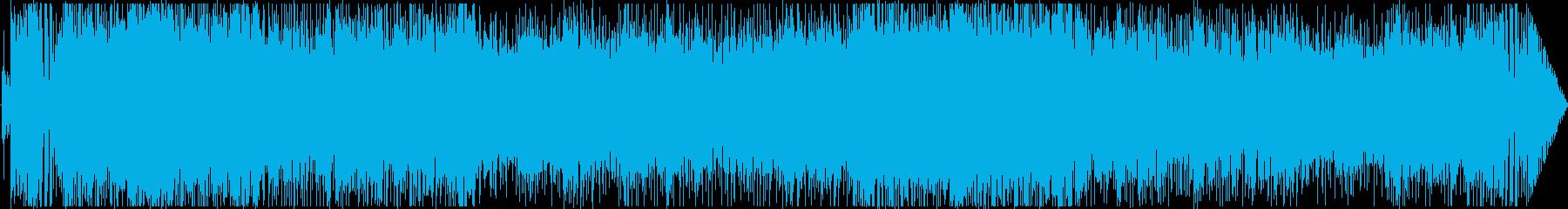 疾走感溢れるRPG:ラストバトルソングの再生済みの波形