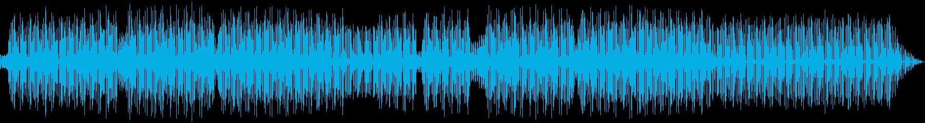 ディープ・ハウス。クラシックパッド...の再生済みの波形