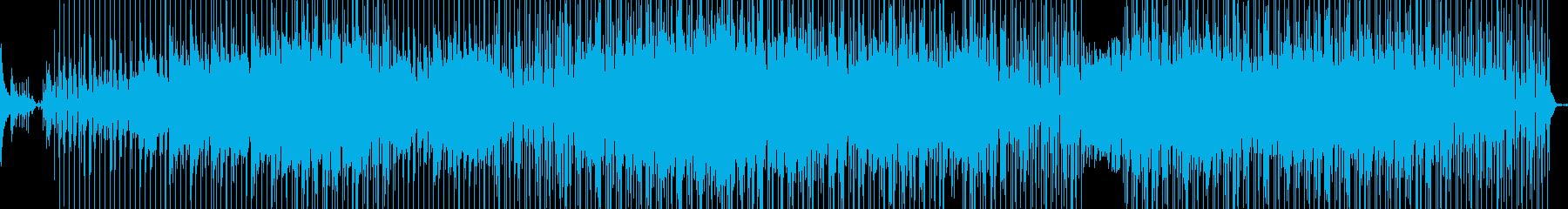 リラックス。アコースティックレゲエ...の再生済みの波形
