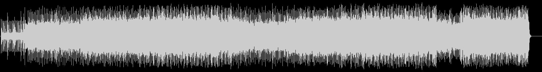 フリーダム全開アクセル・オンの未再生の波形