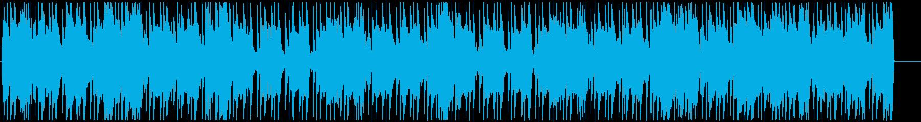 レゲエ 甘く切ないLovers Rockの再生済みの波形