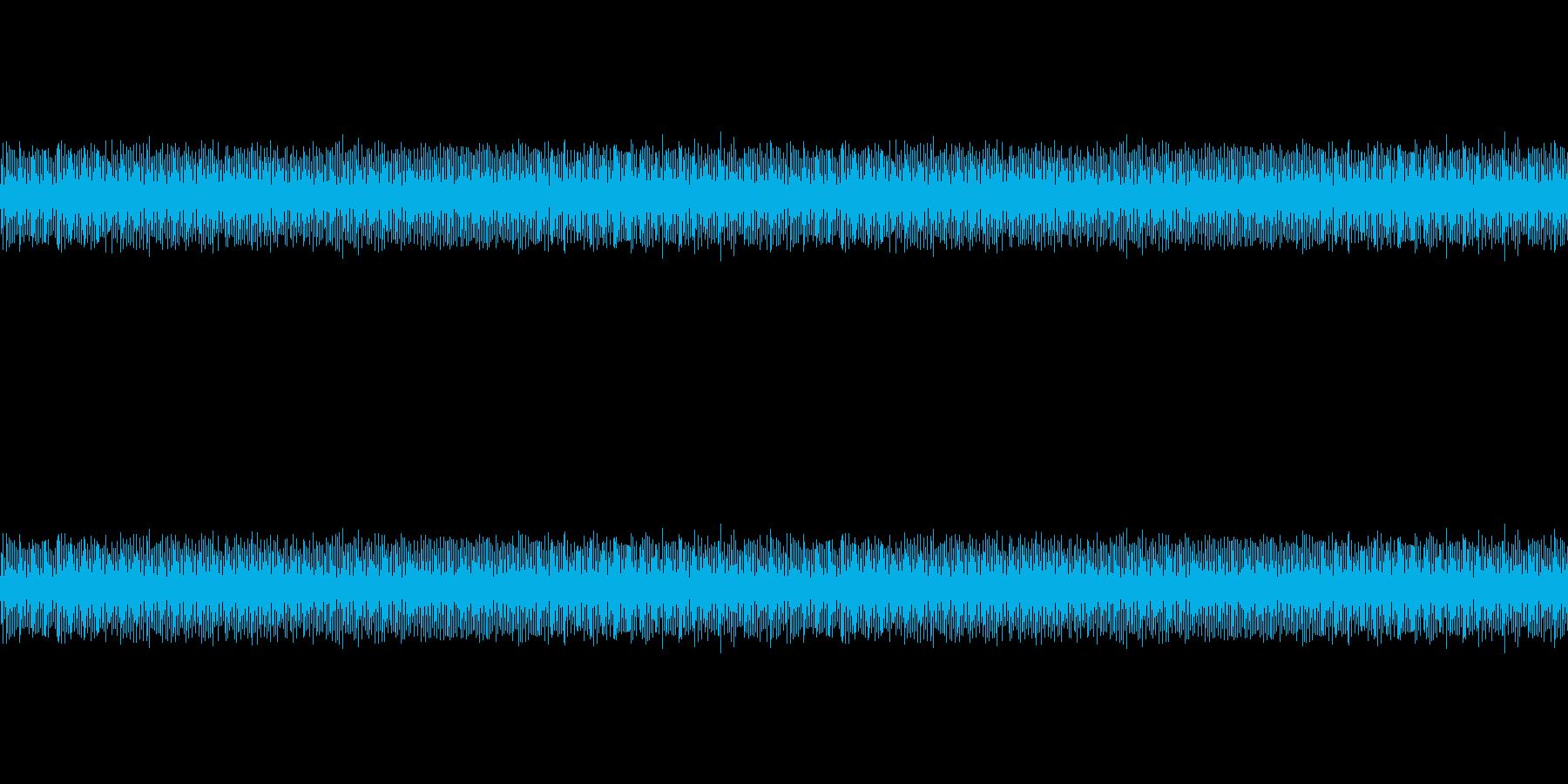 ASMR 音フェチApp用 ノイズ 2の再生済みの波形