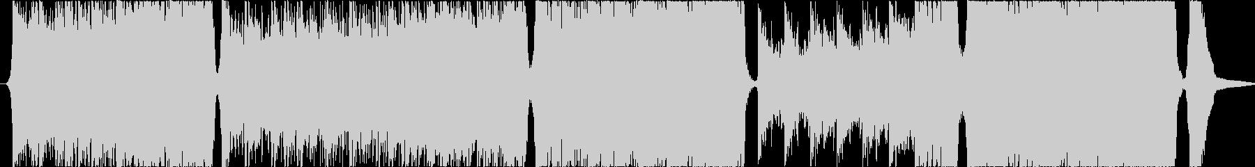 シネマコーポレートの未再生の波形