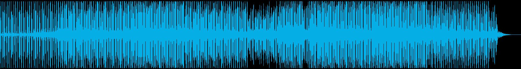 高級ファッション(ボーカルなし)の再生済みの波形