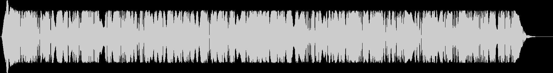チューニングの未再生の波形