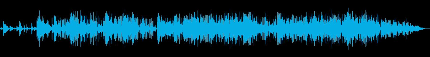 エレクトロニック 感情的 静か お...の再生済みの波形