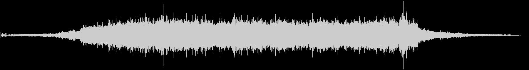 ASTAR AS350D:EXT:...の未再生の波形