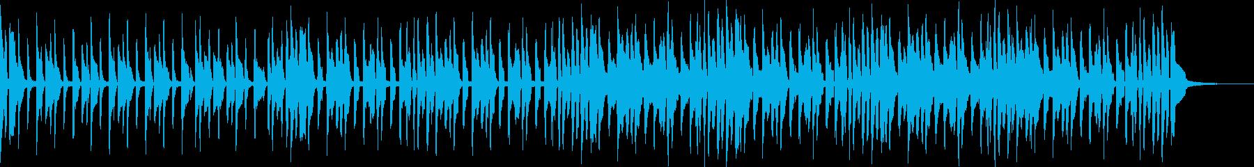 クール  ニュース CM ヒップホップの再生済みの波形