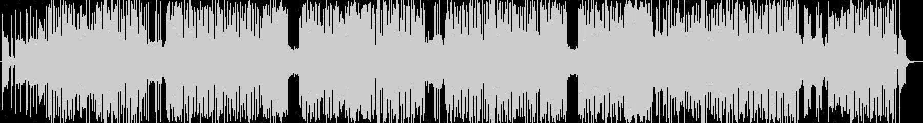 「HARDROCK・ダーク」BGM232の未再生の波形