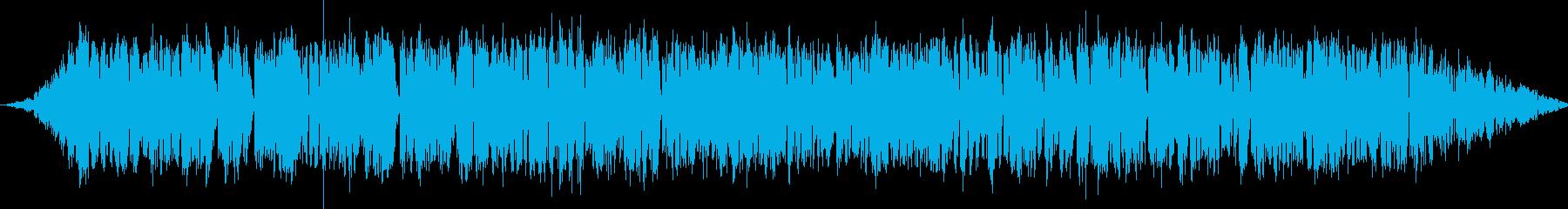 スプラッタグループコミュニケーショ...の再生済みの波形