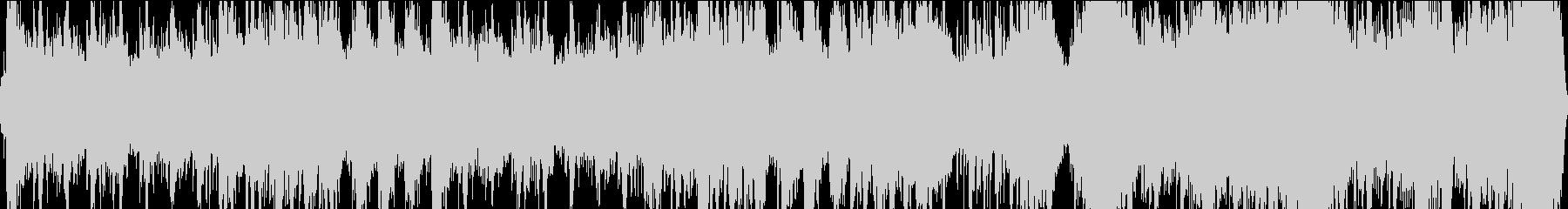 中華風の優雅なBGM ドラム無し・ループの未再生の波形